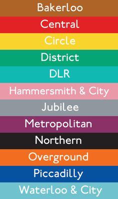 London Underground <3