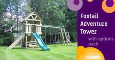 Foxtail Adventure Tower from Sovereign