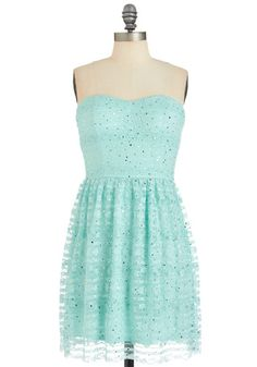 That's What I Mint Dress