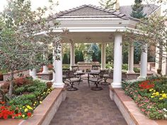 Pleasing Patio Designs : Outdoors : Home & Garden Television