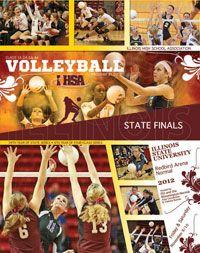 Girls Volleyball | IHSA Sports & Activities