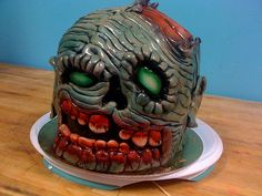 brain cake!
