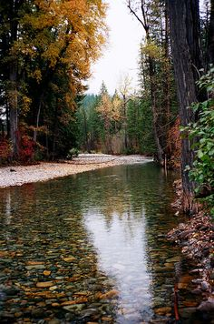 Lost River,  Methow Valley, Washington