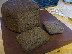 Ukrainian black bread recipe