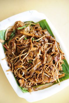 Char Kway Teow, Singapore | Community Post: 20 Addictive Fried Foods From Around The World