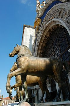 Basilica de San Marco, Venice jalen says SYNCH with sandbar horse with the small head on beach today posted on Ja-Len Jones Facebook TL from 101112