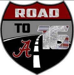 University of Alabama ~ RTR!!!