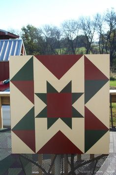 Prairie Sky Barn Quilts - Products Available