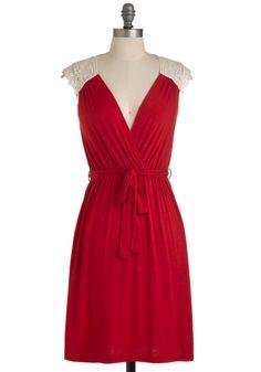 Cute, cute dress...