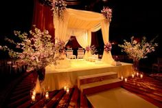 sweetheart table ???