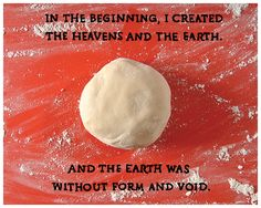 The Creation Of The Universe, And More, Illustrated With Dough - DesignTAXI.com