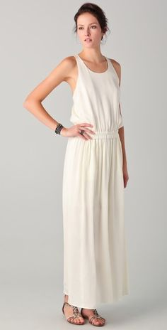 NSF Sofia Maxi Dress