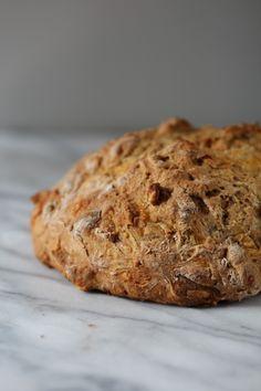 Cheddar-Jack Soda Bread Pidge's Pantry