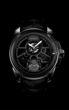 Cartier ID Two Concept Black