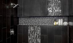 Recessed storage is always a good idea  #thetileshop #pinthedream