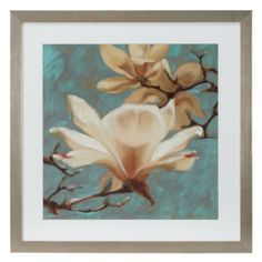 Magnolia. Reminds me of my mommy.