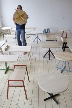 Slow Wood handmade furniture