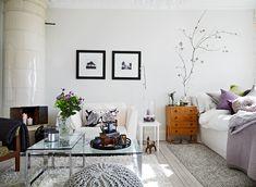 430 Sq. Ft. Studio Apt. Layout & Design decor, small apartments, interior, studio apartments, inspir, small spaces, design, bedroom, live