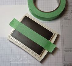 Painter's Tape Backg