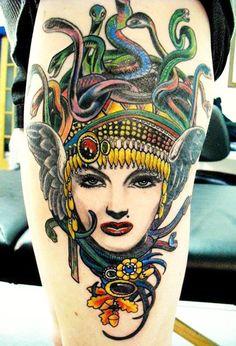 Tattoo Artist - Lee Piercy