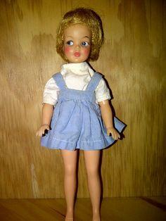 Vintage Ideal Pepper doll - I still have her
