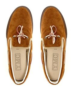 Enlarge YMC Slip On Shoe