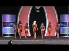 ▶ 2013 IFBB Bikini Olympia Prejudging - YouTube