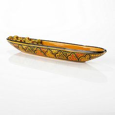 Honey Design Olive Boat at Wine Enthusiast - $34.95