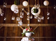 Cute Ideas Southern decor w/ mason jars