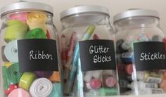Organization in the classroom- LOVE IT