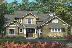 House plans - like the exterior