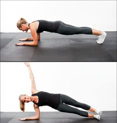 planks, shape magazine, fitness workouts, flat stomach, ab exercises