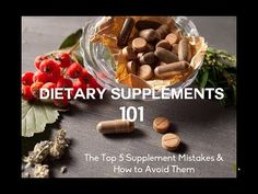 Five Supplement Mistakes You Don't Want to Make with Fibromyalgia or Chronic Fatigue Syndrome - Health Rising