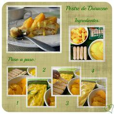 amazing easy yummy dessert only 3 ingredients ;0