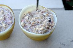 Good For You Overnight Oats