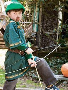 DIY Robin Hood DIY Halloween