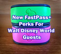 New FastPass+ Perks Headed to Walt Disney World Soon, including the ability to Park Hop and get extra FastPasses.  #Disney #FastPass+ #DisneyWorld #MyMagic+