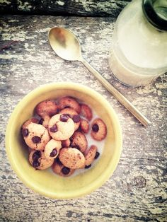 Post image for Paleo Cookie Crisp Cereal. (Gluten/Grain/Dairy Free)