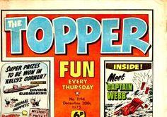 Topper #70s comics