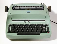 state of the art word processor--the ibm selectric typewriter with the little ball with the typeface :)