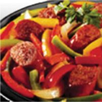 Italian Sausage and Pepper Skillet