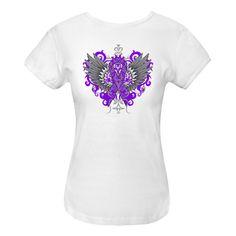shirt cysticfibrosisawar, tattoo style, standout tattoo