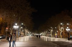 Barcelona by Renata Lamezi, via Flickr, La Rambla