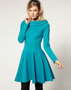 Today Trend Fashion: Casual Winter Dresses For Women Fashion