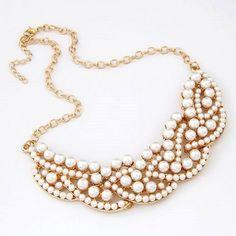 Designer Pearl Necklace