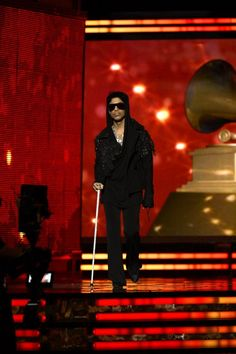 Prince @ 2013 Grammys