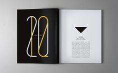 Who's Jack Magazine — Design & Art Direction by SAWDUST , via Behance
