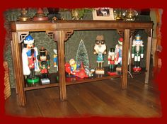 You have to love Nutcrackers!