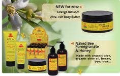 Love Naked Bee lotion!