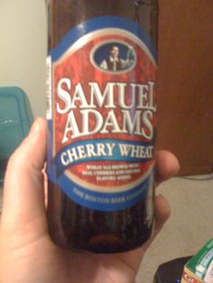 Oh man this was a good idea! I think I'll attempt a Cherry Wheat myself!